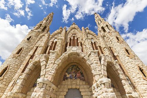 Santuario de Santa María Magdalena, Novelda