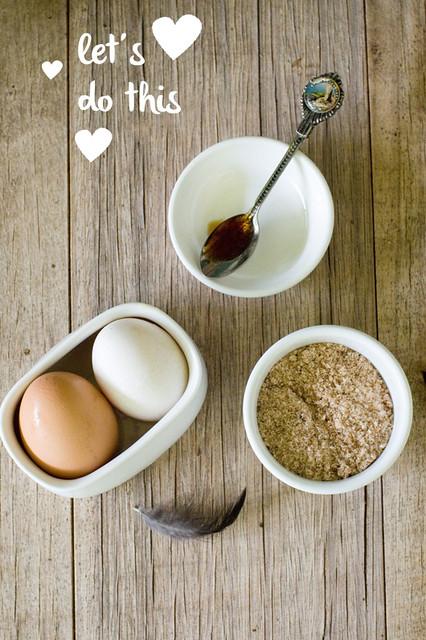 Delicious Bites: Brown Sugar Meringues | Flickr - Photo Sharing!