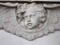 elegant cherub