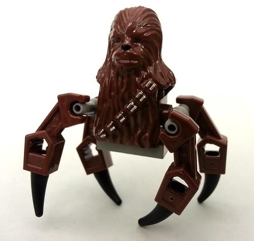 Robot Chewbacca