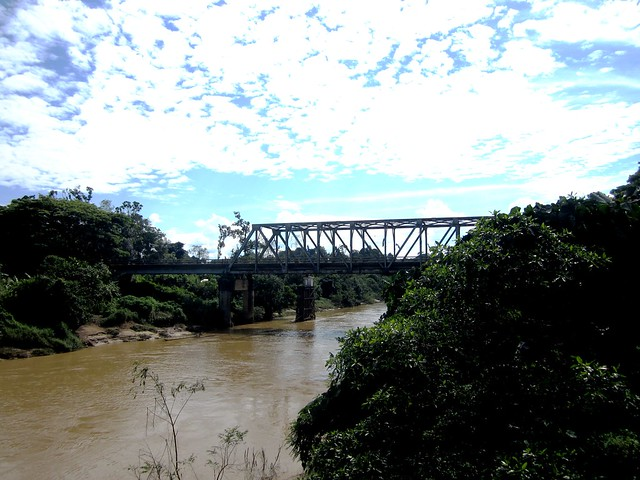 Selangau bridge 1
