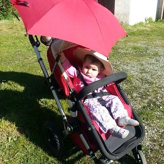 Promenade bis #bugaboo #poussette #blog #blogueuse #nofiltre #famille #ourlittlefamily #family #france #kiabi #ciekid