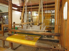 art(1.0), machine(1.0), loom(1.0), wood(1.0), beam(1.0),
