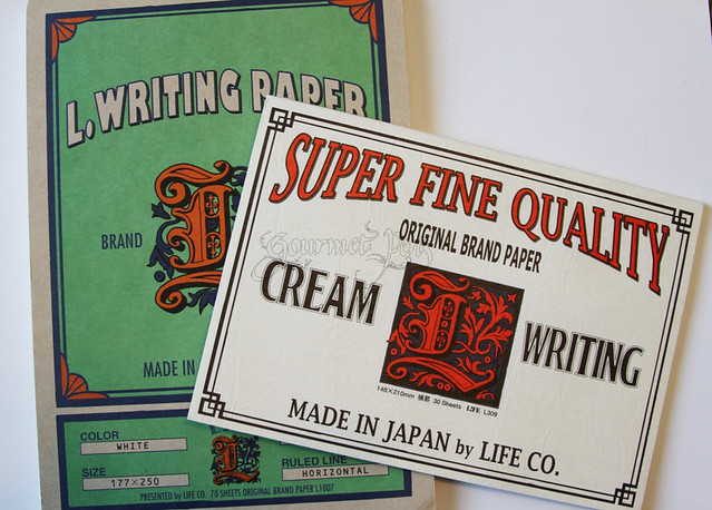 Life Super Fine Quality Writing Pads