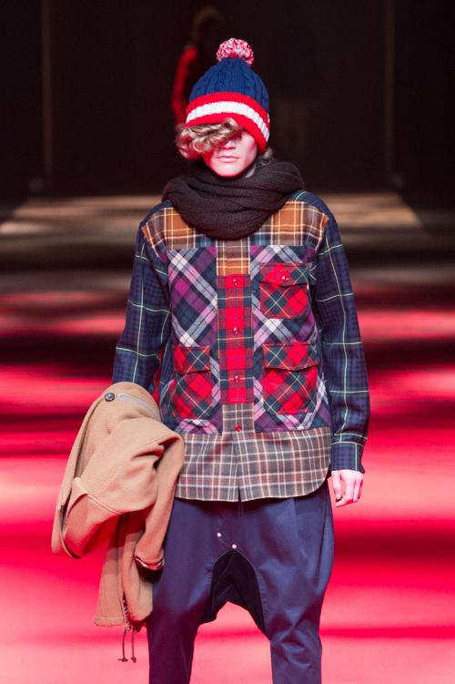 Stephan Haurholm3080_FW13 Tokyo GANRYU(Fashion Press)