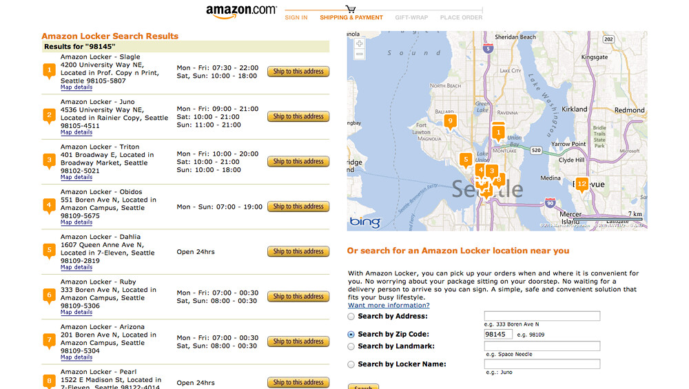 Amazon Locker2