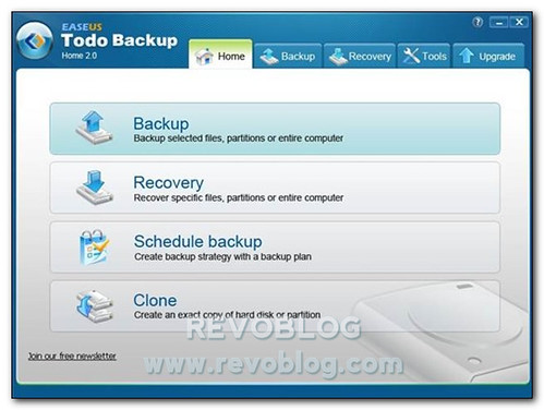 backup windows