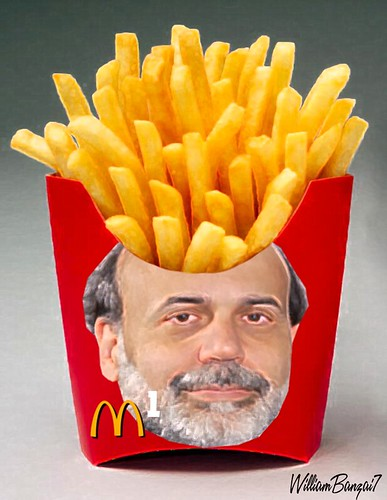 McDONALDS M1 FRIES by WilliamBanzai7/Colonel Flick