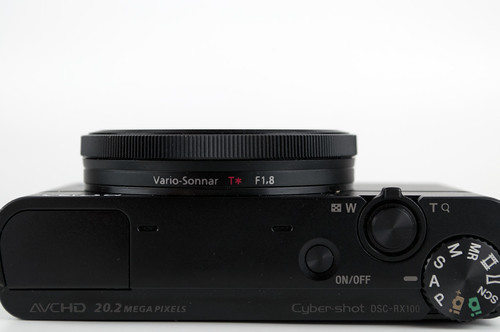 SONY Cyber-shot RX100 フィルターアダプターキット