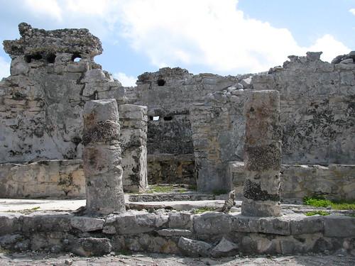 Las ruinas de un imperio
