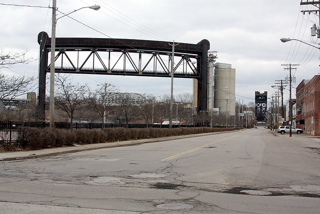 Flats Industrial Railroad Bridge