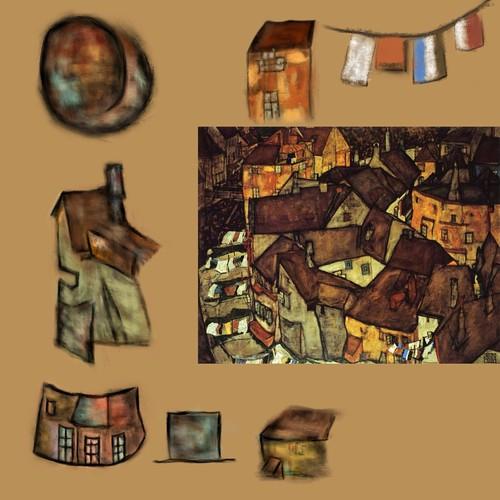 iPad Art by Ako Lamble