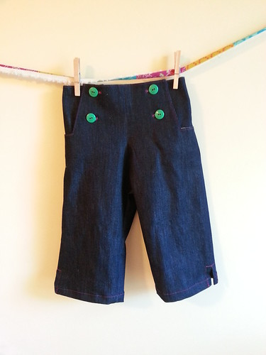 Sailboat Pants