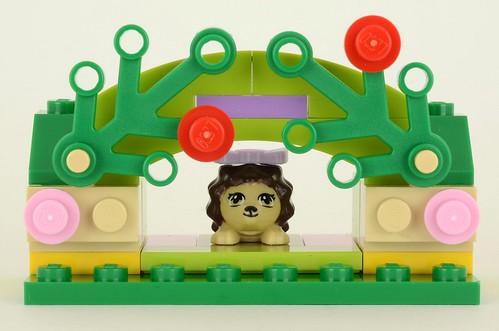 41020 Hedgehog Hideaway