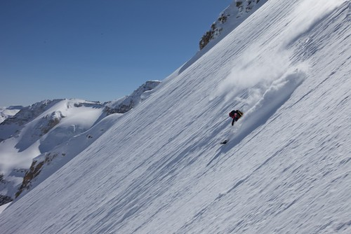 Mt. Stanley, North Face and Waterman Couloir with Joshua Lavigen and Ali Haeri
