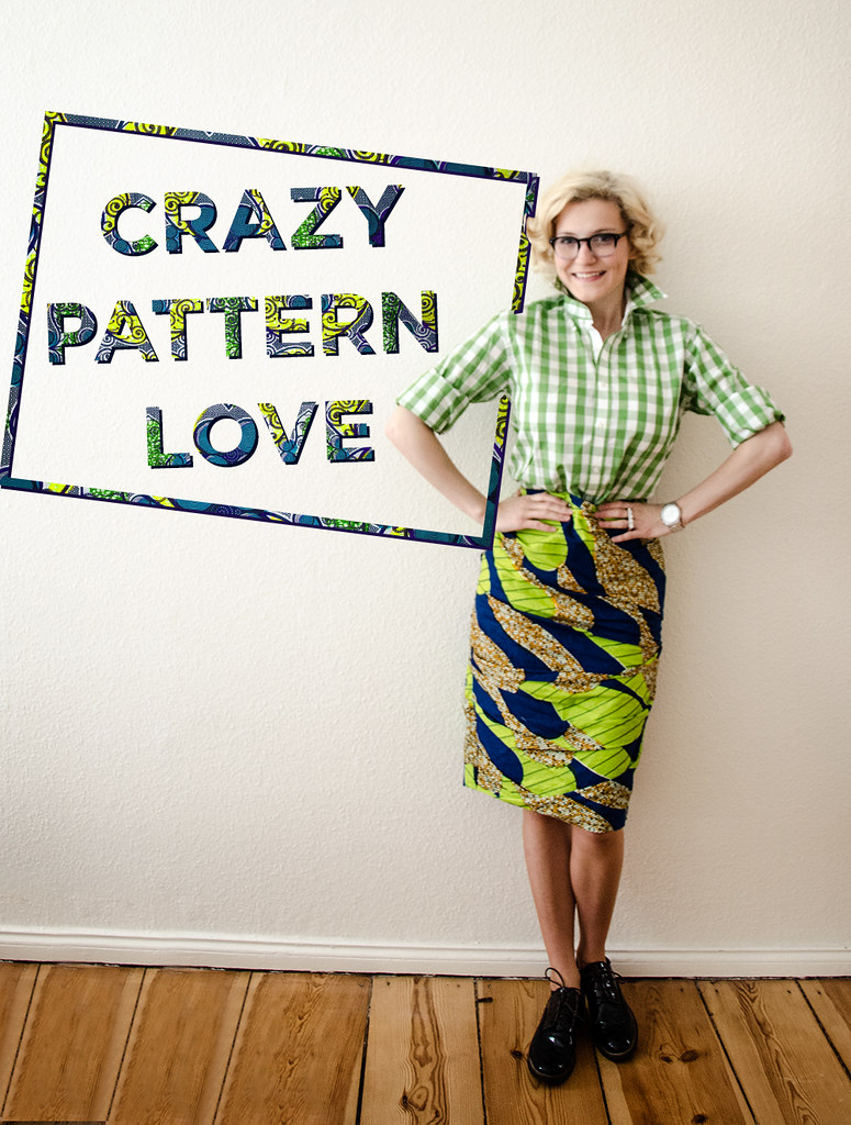 Crazy Pattern Love