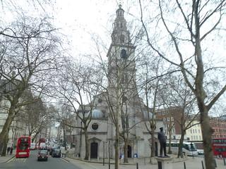 St Clement Danes, Strand, London WC2R 1DH