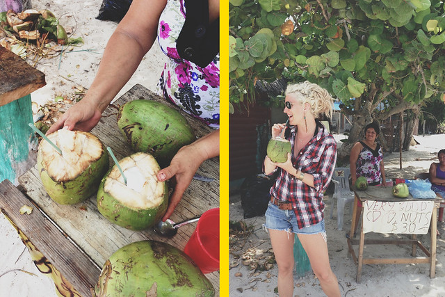 Tulum_CoconutWater