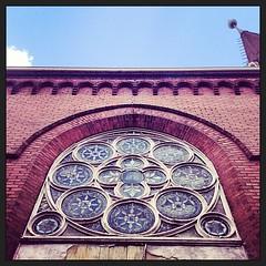 #savannahga #church #stainedglass #window #lookup