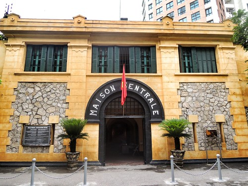 Hoa Lo Gefängnis - Hanoi Hilton