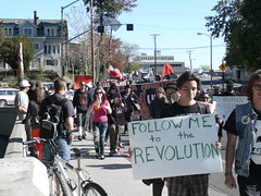 FOLLOW ME TO THE REVOLUTION