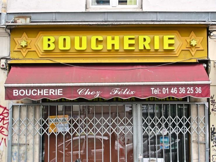 Boucherie