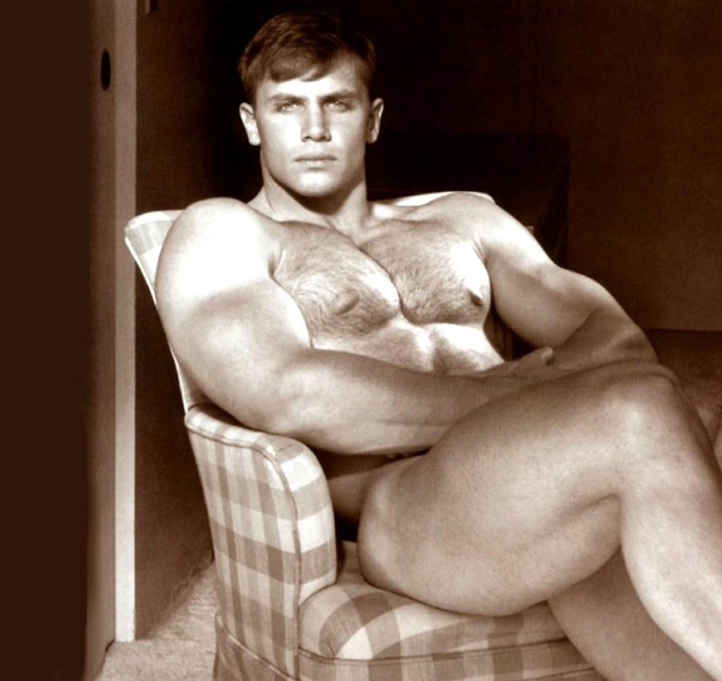 John Pruitt; bodybuilder, & Physique model (1980s etc)