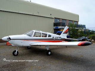 G-AXZD Piper PA-28-180 Cherokee