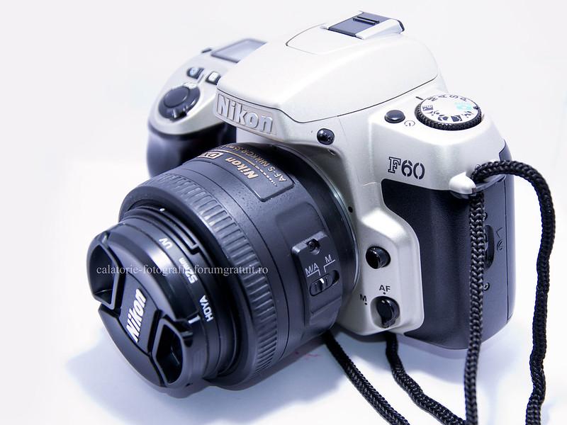 Nikon F60, noul meu SLR pe film. Primele impresii după achiziționare 8797829751_7f4536b3b7_c
