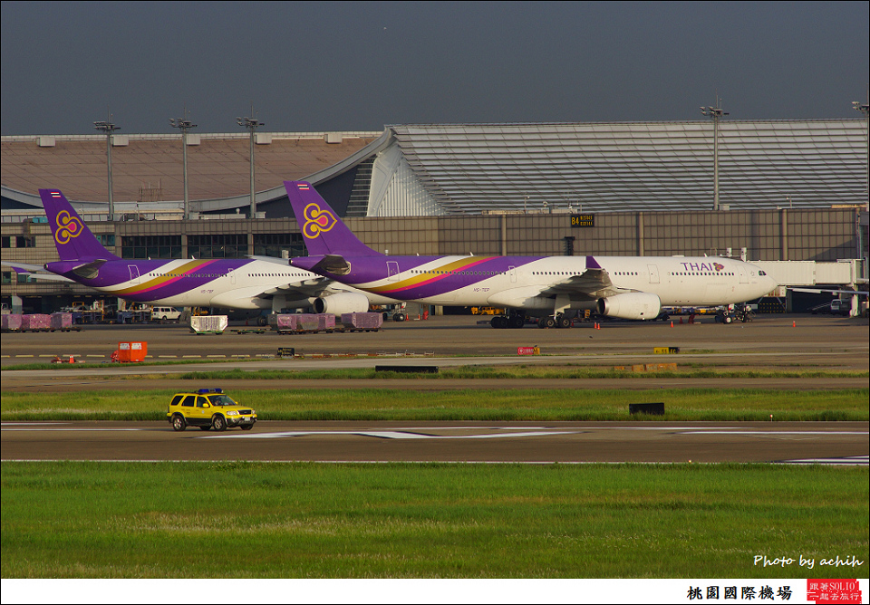 Thai Airways International HS-TEP-002