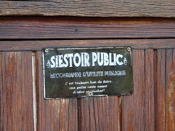 siestoir public