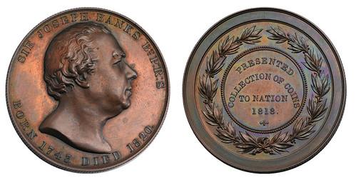 Joseph Banks medal
