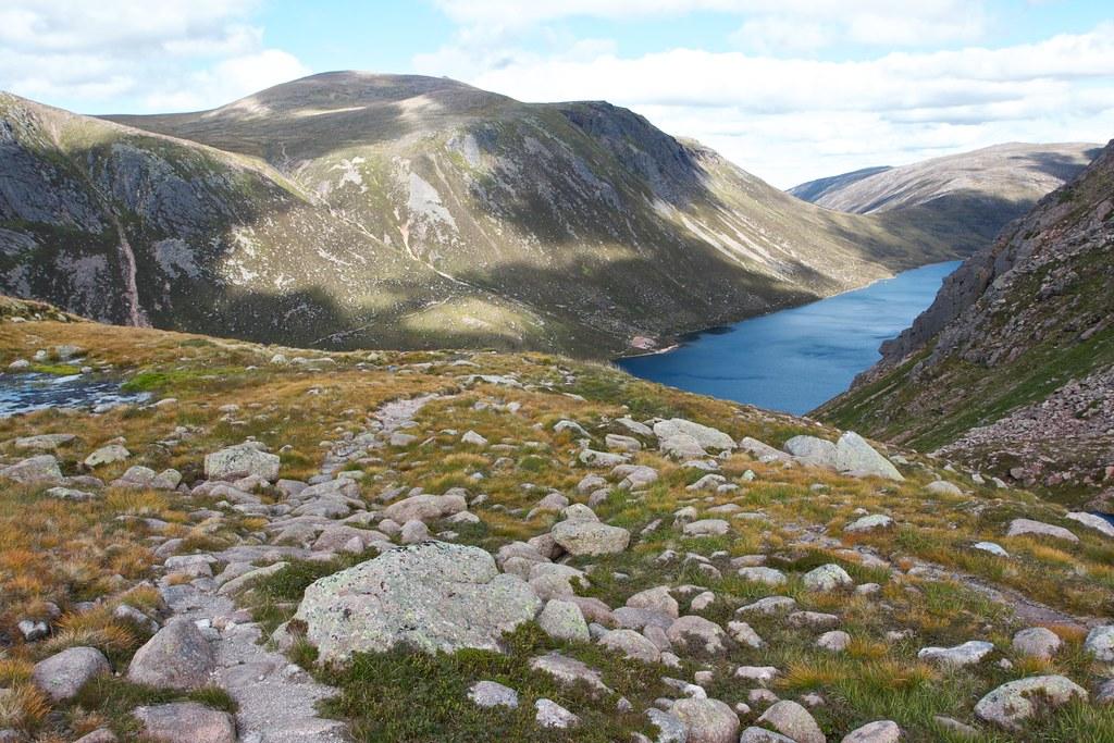 Cairngorm and Loch Avon