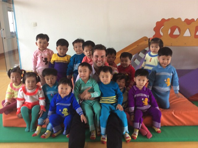 Nampho Orphanage - Thomas Shubbuck's Pictures from North Korea