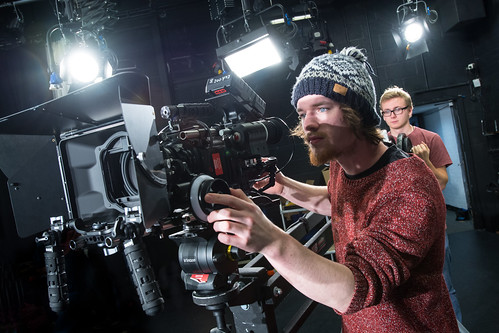 Film course at Bower Ashton Campus