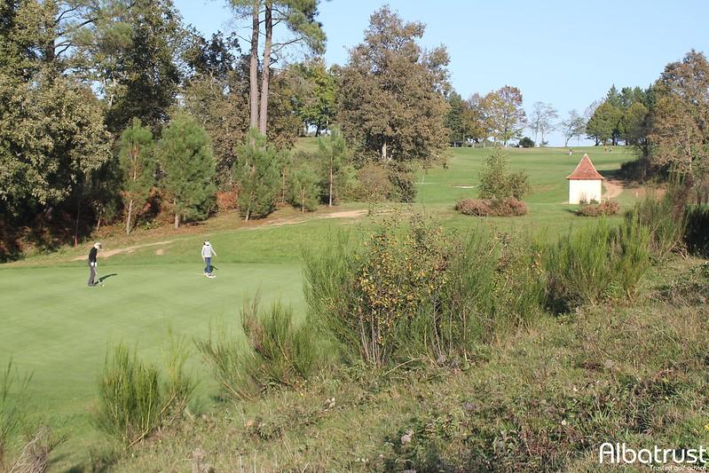 photo du golf Golf De La Marterie - Parcours