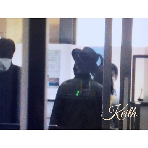 G-Dragon - Haneda Airport - 02mar2015 - 一輝-KEI- - 02