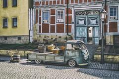 Volkswagen T1 Pritsche 1955
