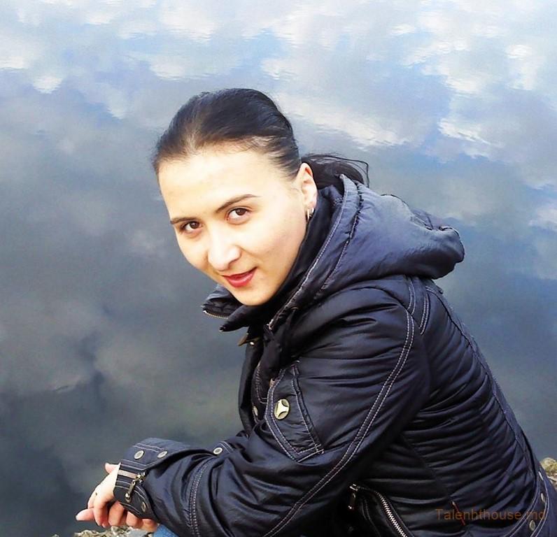 Ольга Якимчук_Отражение в воде