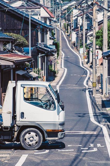 Mitsubishi Truck, Izumo