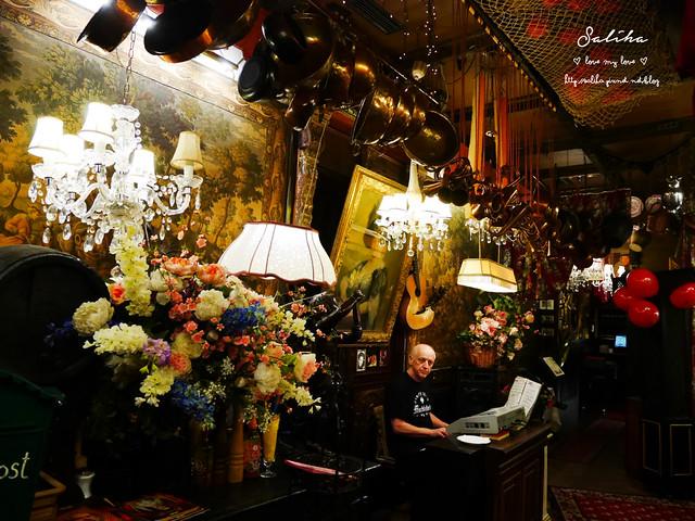 奧地利維也納餐廳推薦Marchfelderhof restaurant紅頂商人 (9)