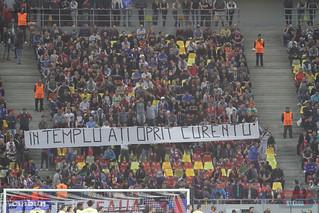 Steaua-Villarreal, atmosfera