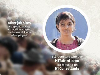 Infographic: H1Talent.com fulfills a unique business need