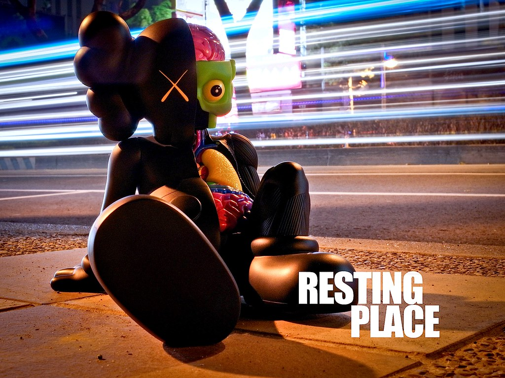 KAWS RESTING PLACE