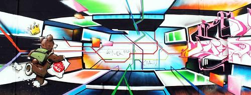 Граффити Берлин0789