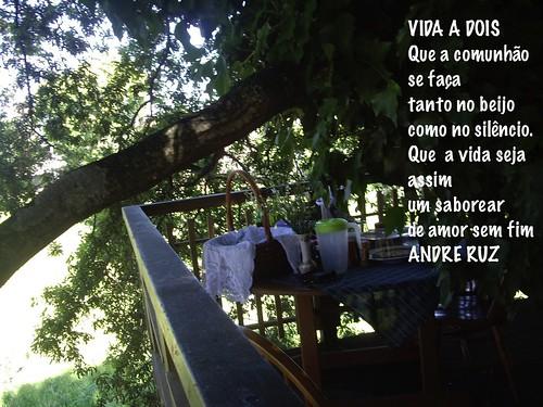 VIDA A DOIS by amigos do poeta