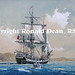 HMS Beagle by Ronald Dean