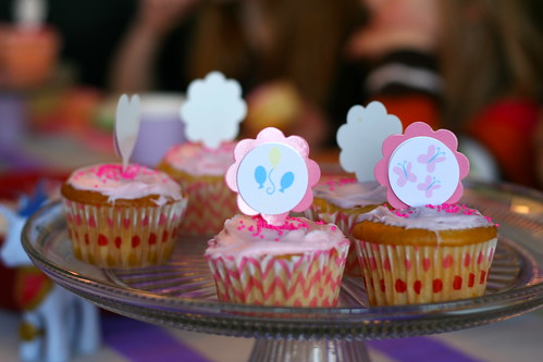 Bella's My Little Pony party