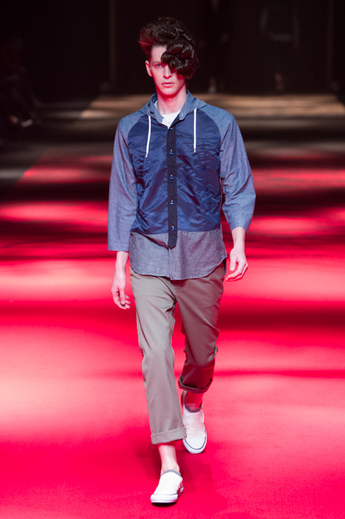 Maxime Bergougnoux3100_FW13 GANRYU(Fashion Press)