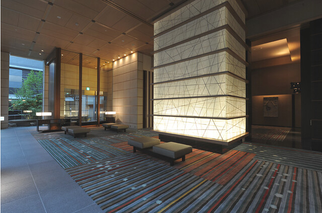 niwa lobby